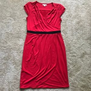 New York & Co - Red Tulip Dress